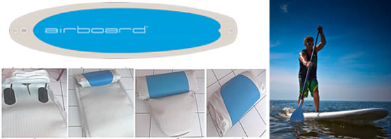 Airboard Stand Up Paddle Board